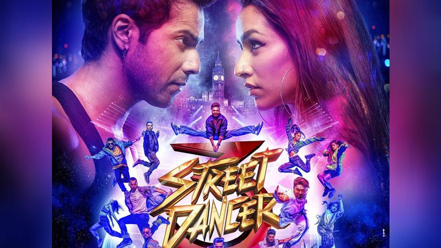 શ્રદ્ધા-વરુણની 'Street Dancer 3D' જોવા જતા પહેલા વાંચી લો આ રિવ્યૂ