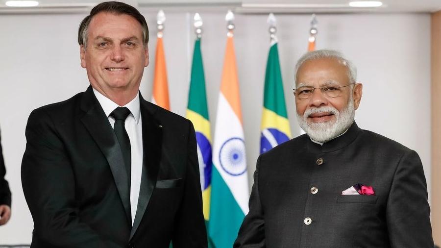 PM મોદીએ બ્રાઝિલના રાષ્ટ્રપતિ સાથે પણ વાતચીત કરી