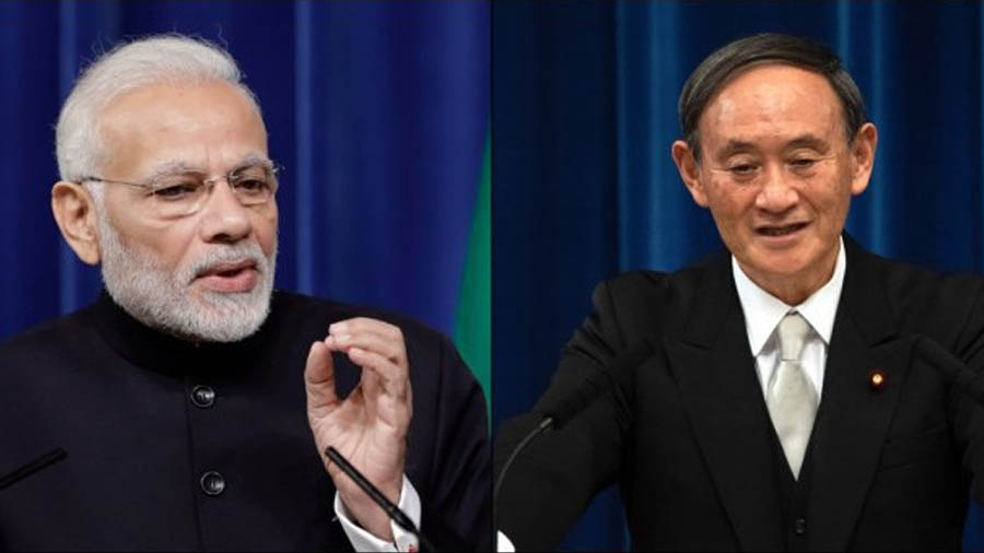 PM મોદીએ જાપાનના નવા પ્રધાનમંત્રી સાથે ટેલીફોન પર ચર્ચા કરી