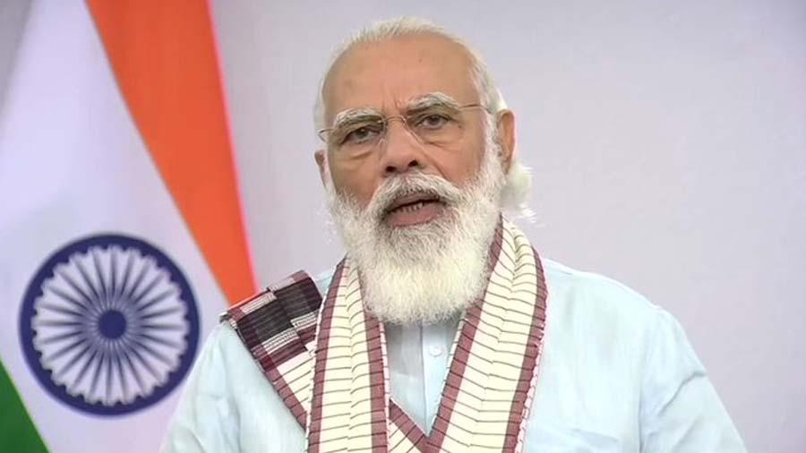 લોકડાઉન ભલે ચાલ્યું ગયું હોય, વાયરસ નથી ગયોઃ PM મોદી