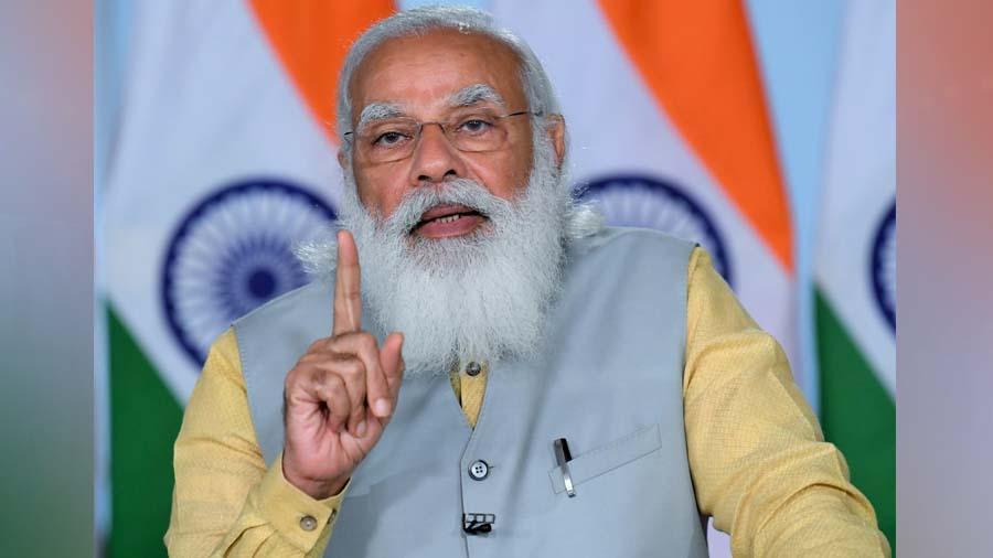 PMએ વિકાસની દિશામાં ખાનગી ક્ષેત્રના વધુ યોગદાનની જરૂરિયાત પર ભાર મૂક્યો