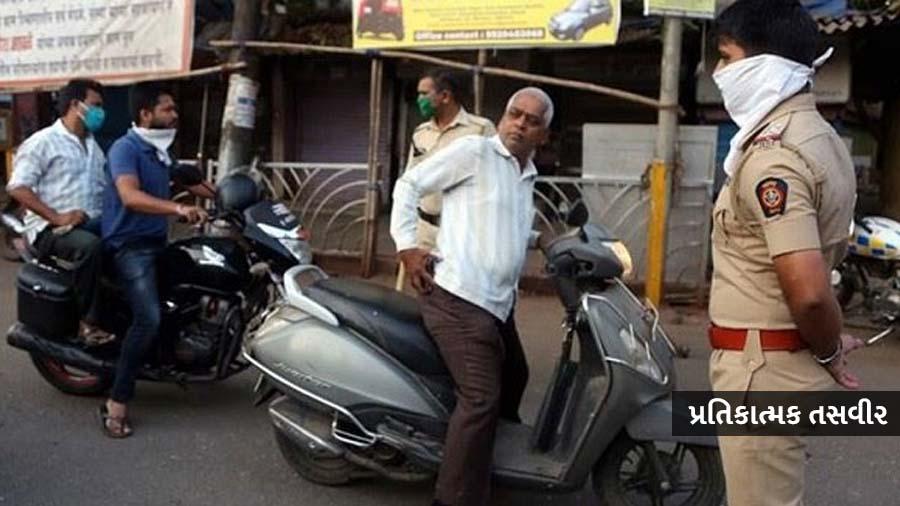 માસ્ક ન પહેર્યું હોય તેનો જ દંડ ટ્રાફિક પોલીસ લેશે, જાણો ગુજરાત સરકારનો આદેશ