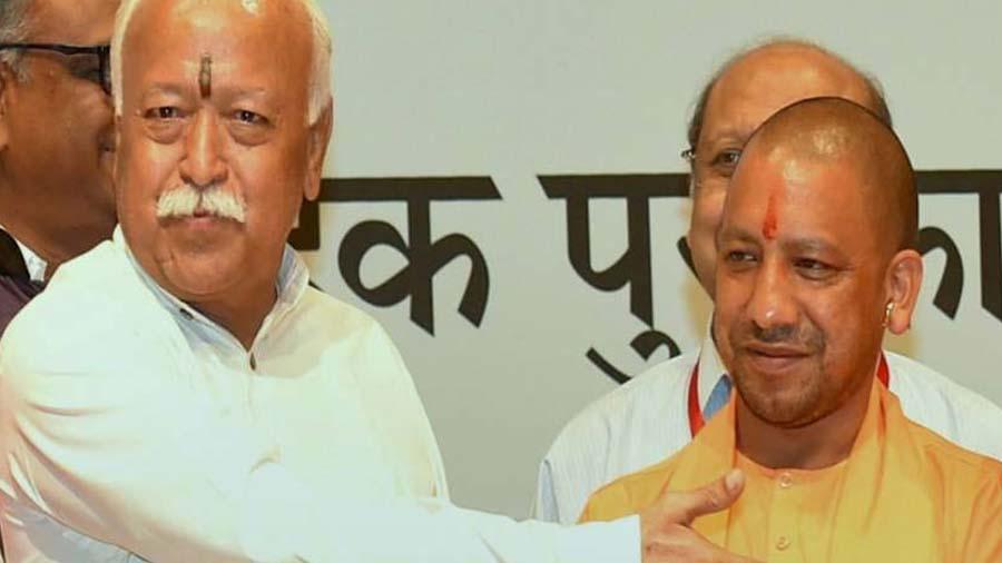 UP ચૂંટણી પ્રચારમાં PM મોદીના ચહેરાનો ઉપયોગ થશે નહીં, RSS બેઠકમાં નિર્ણય લેવાયો