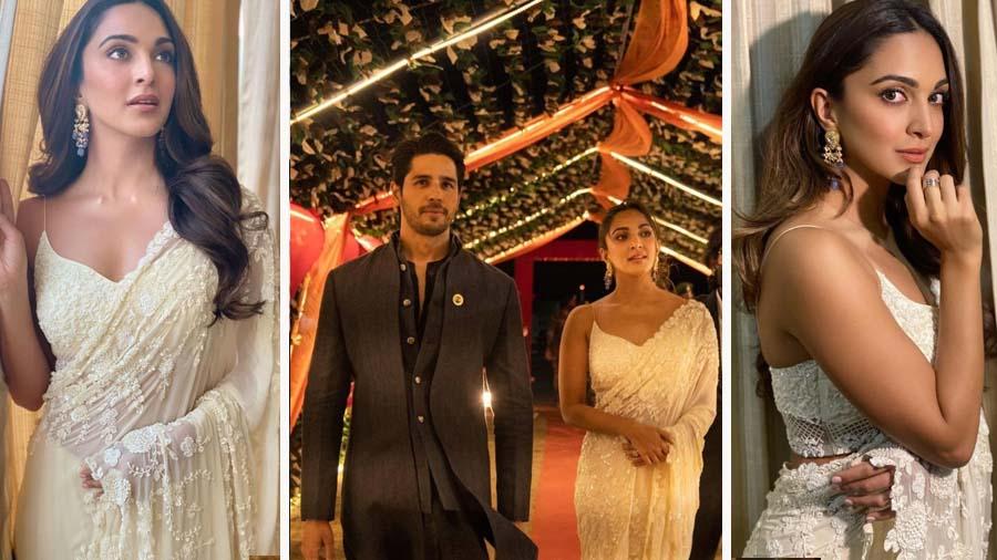 'શેરશાહ'ના ટ્રેલર લોન્ચ પર કિયારાએ પહેરી સુંદર સાડી, કિંમત જાણીને ચોંકી જશો