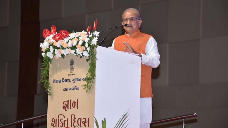 વિજય રૂપાણીએ CM પદ સંભાળતી વખતે જનતાને ચાર વચન આપ્યા હતા, જે નિભાવ્યાઃ ચુડાસમા